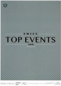 "The Kusnacht Practice featured in ""Swiss Top Events"" 2018 magazine"