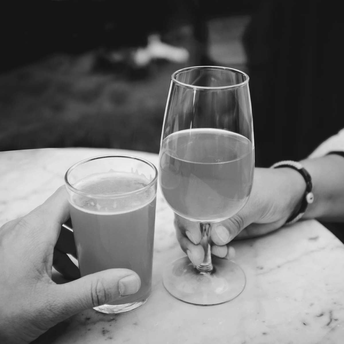 Codependency and alcohol addiction